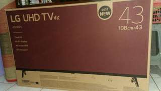 SmartTV 43inch UHD 4K - LG 43UK6300PTE