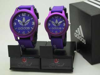 Adidas Watches (Couple)