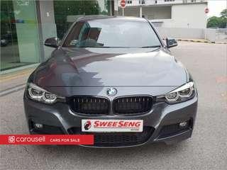 BMW 3 Series 340i M-Sport