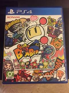 ps4 bomberman r