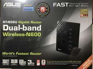 Asus Rt-N56u Gigabit Router Dual-Band