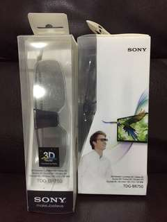 Sony 3D 眼鏡 $150 for 2