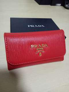 Prada Key Wallet