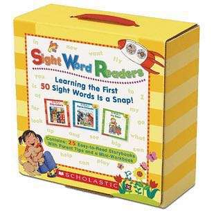 (NEW!) Scholastic Sight Word Readers