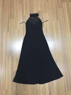 Black Evening Dress #july70