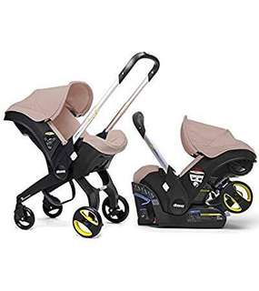 2 IN 1 Doona Stroller (complete set with 2 bags)