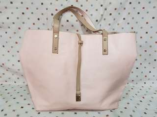 NY&co. Bag tote light pink