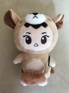 EXO XIUMIN公仔 15cm 獅子珉