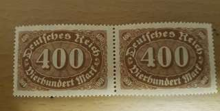 Old stamps MINT