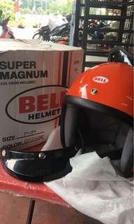 Bell super magnum orange nos
