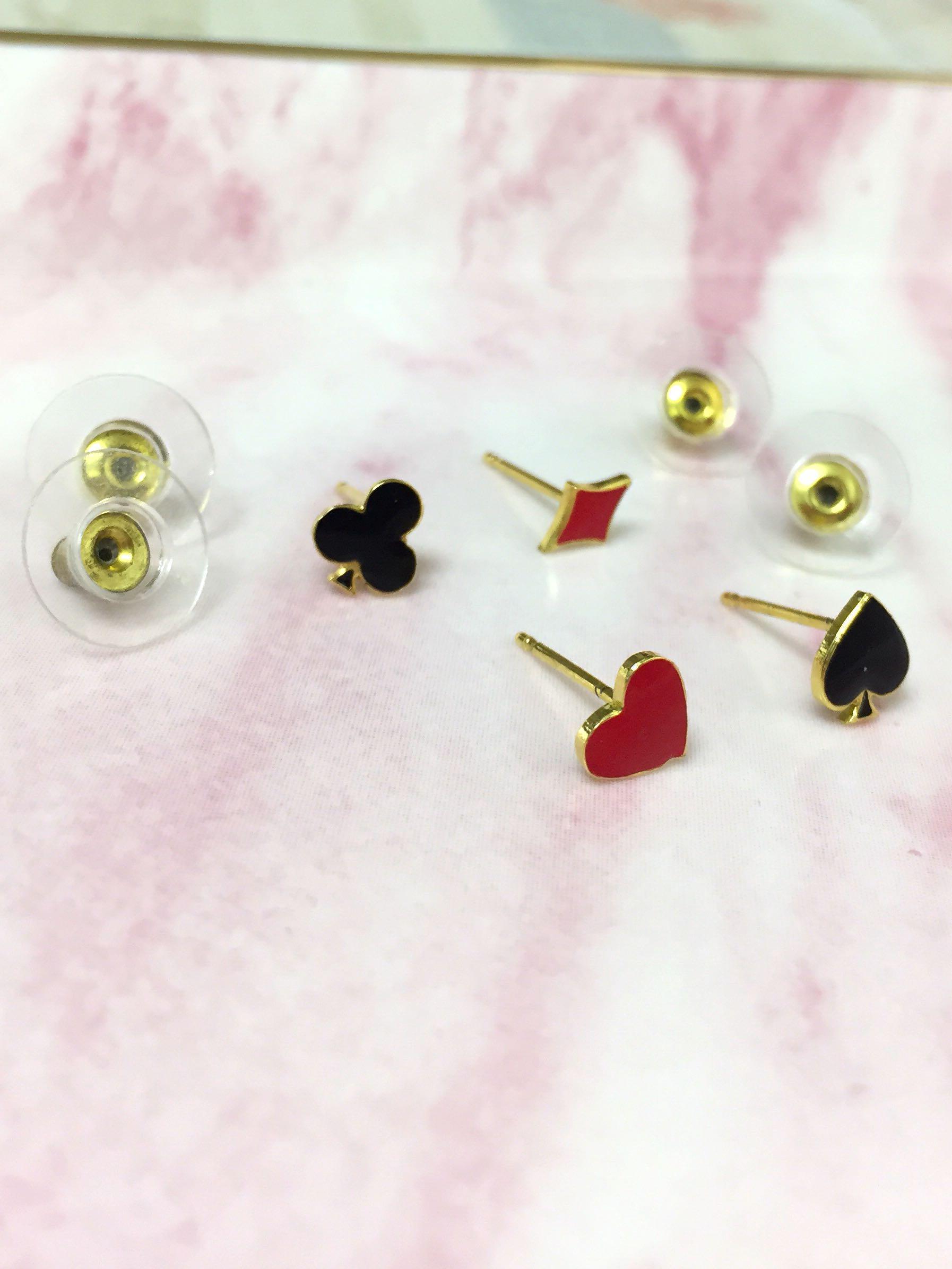 [購自泰國]特別設計師耳環 Thailand Designer's Earring