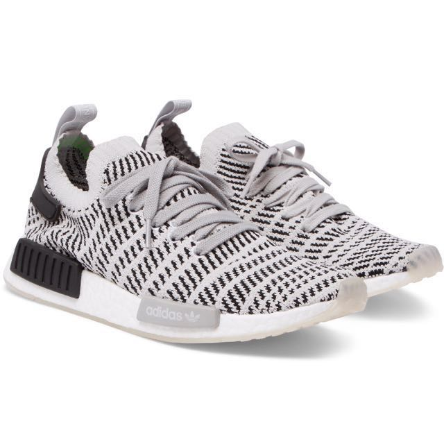 f00bd29bb492d Adidas NMD R1 Stealth Primeknit Sneakers (101% Authentic)