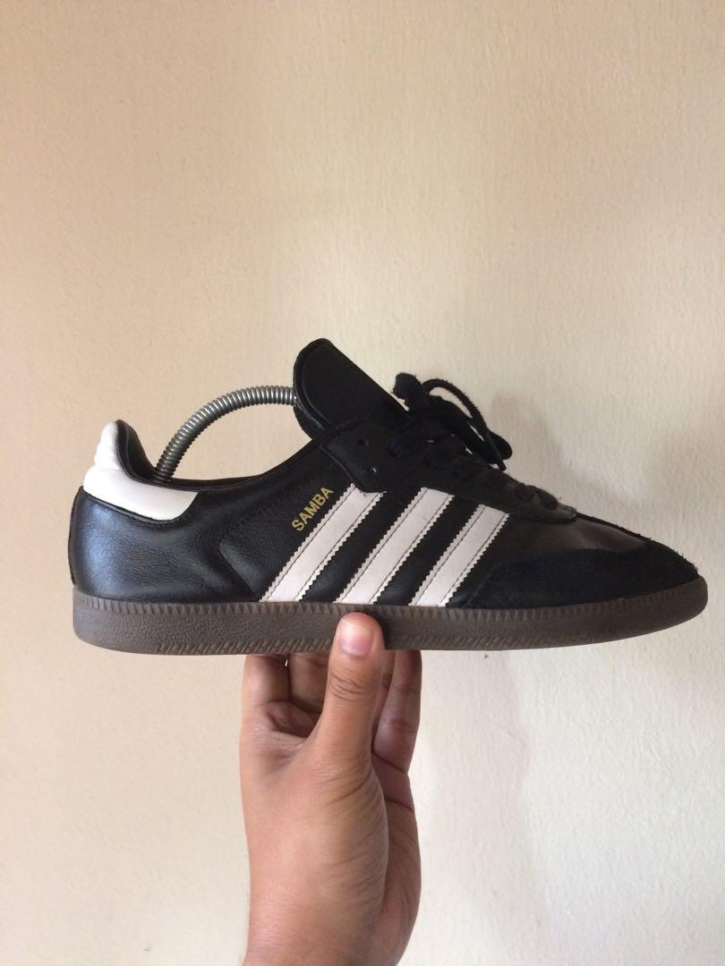 the latest 5aa0e b8748 Adidas Samba OG, Mens Fashion, Footwear on Carousell
