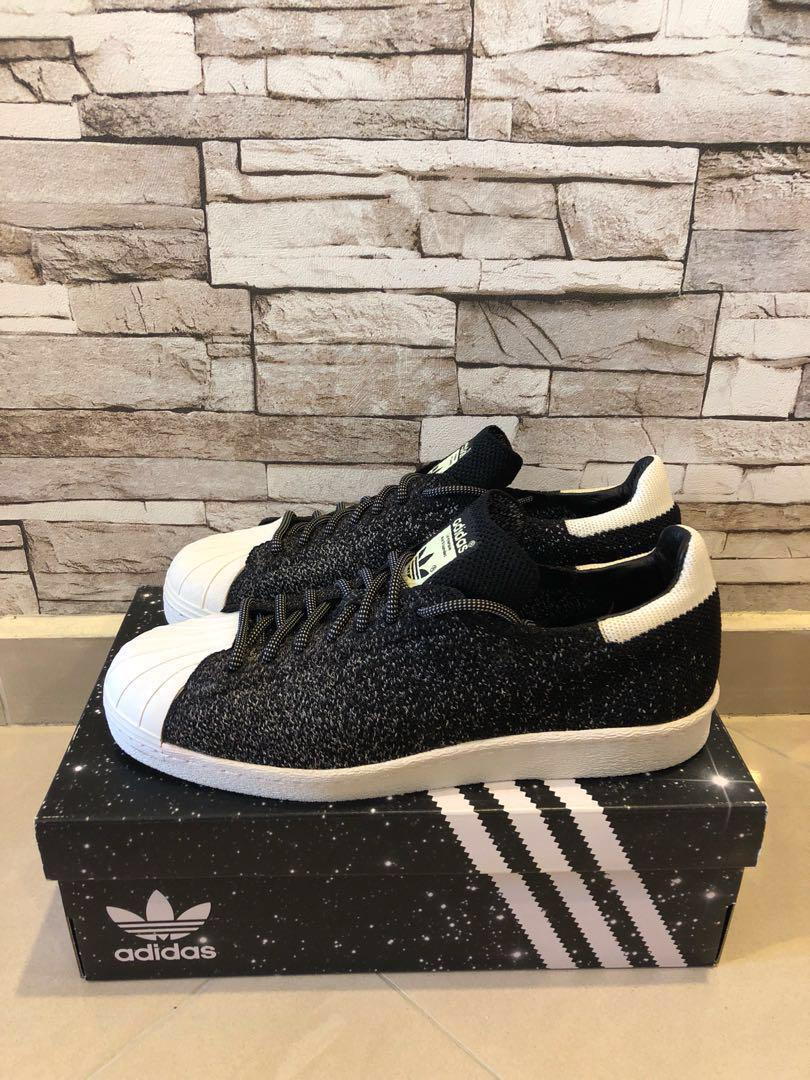Adidas Superstar 80s Primeknit ASG (Glow in the dark), Men's