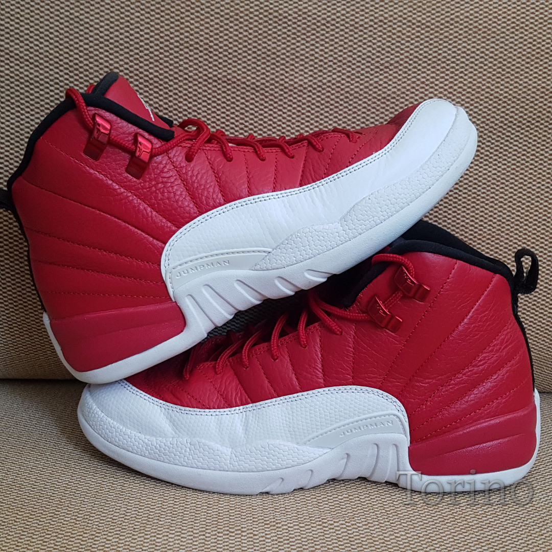 timeless design 9f66b 58889 Air Jordan 12 Retro bg (gs)