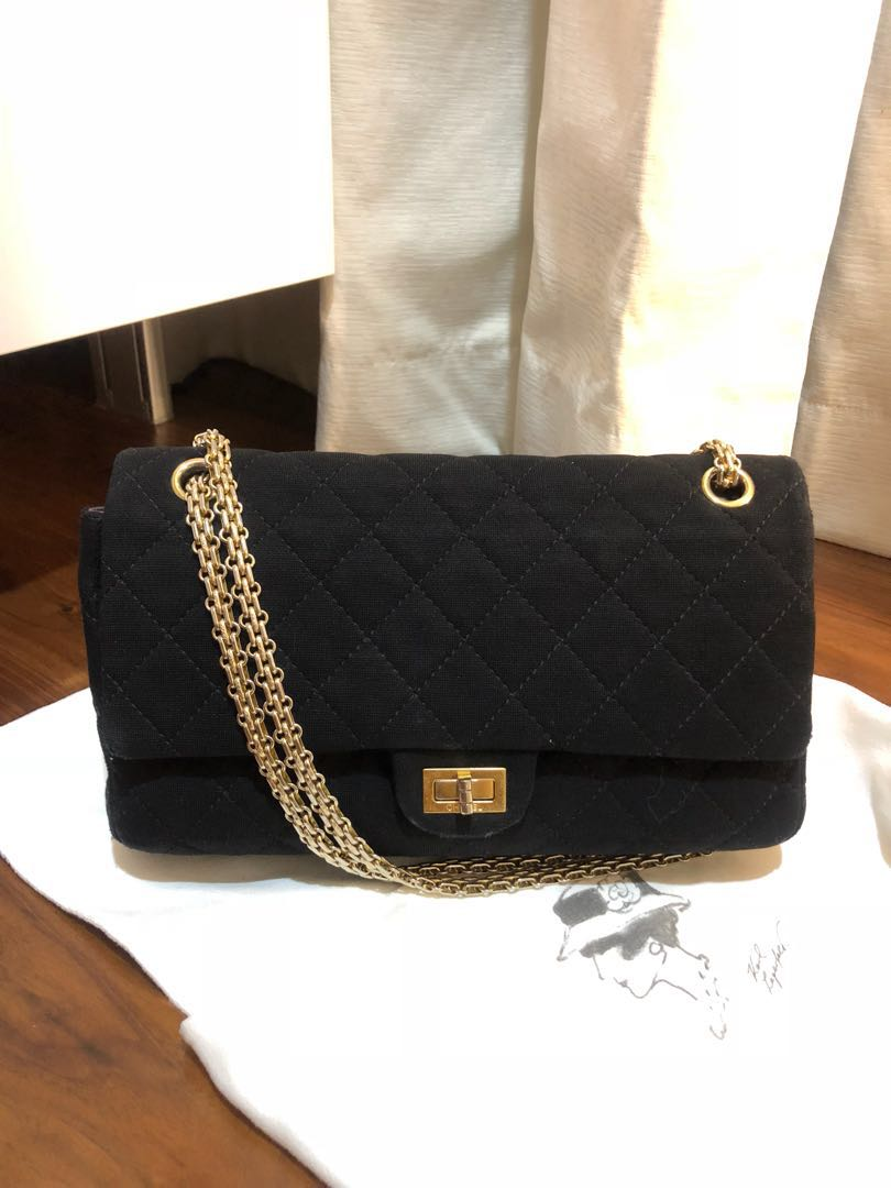 087553c2b59820 Authentic Chanel 2.55 Reissue, Luxury, Bags & Wallets, Sling Bags on ...