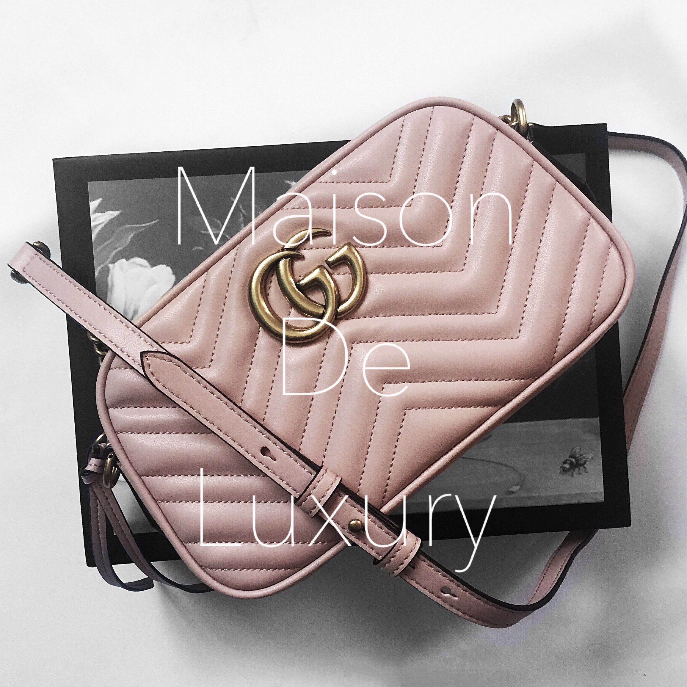 07914c96e3 📦Carousell Customer Order - Gucci GG Marmont Camera Shoulder Bag ...