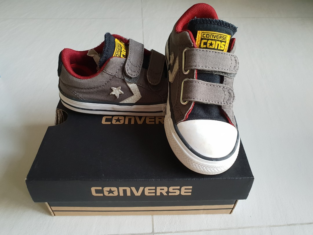 941c29bf9a9f Converse Shoes (Good condition