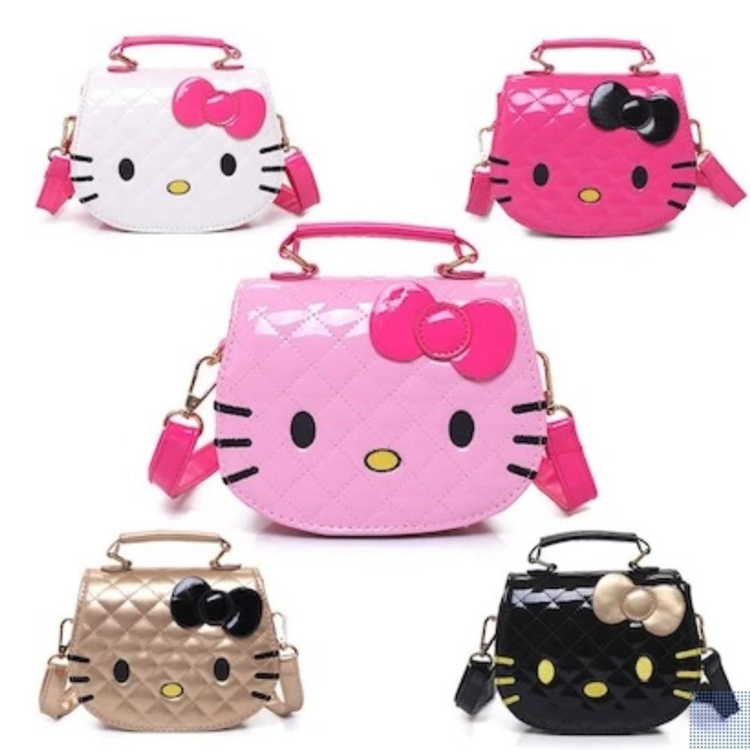 6facd6cb0 Cute Hello Kitty Bag!, Babies & Kids, Girls' Apparel, 4 to 7 Years ...