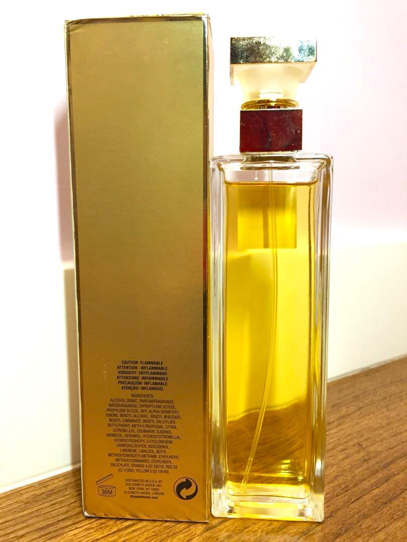 Elizabeth Arden 5th avenue perfume 125ml 香水