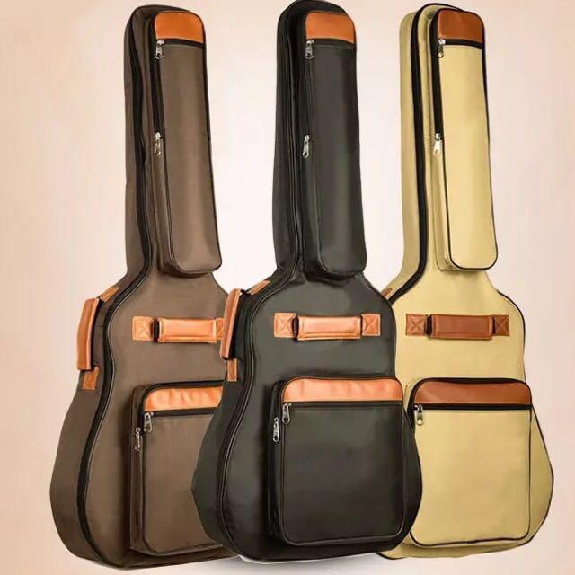 """Guitar softcase bag 40/41"""""""