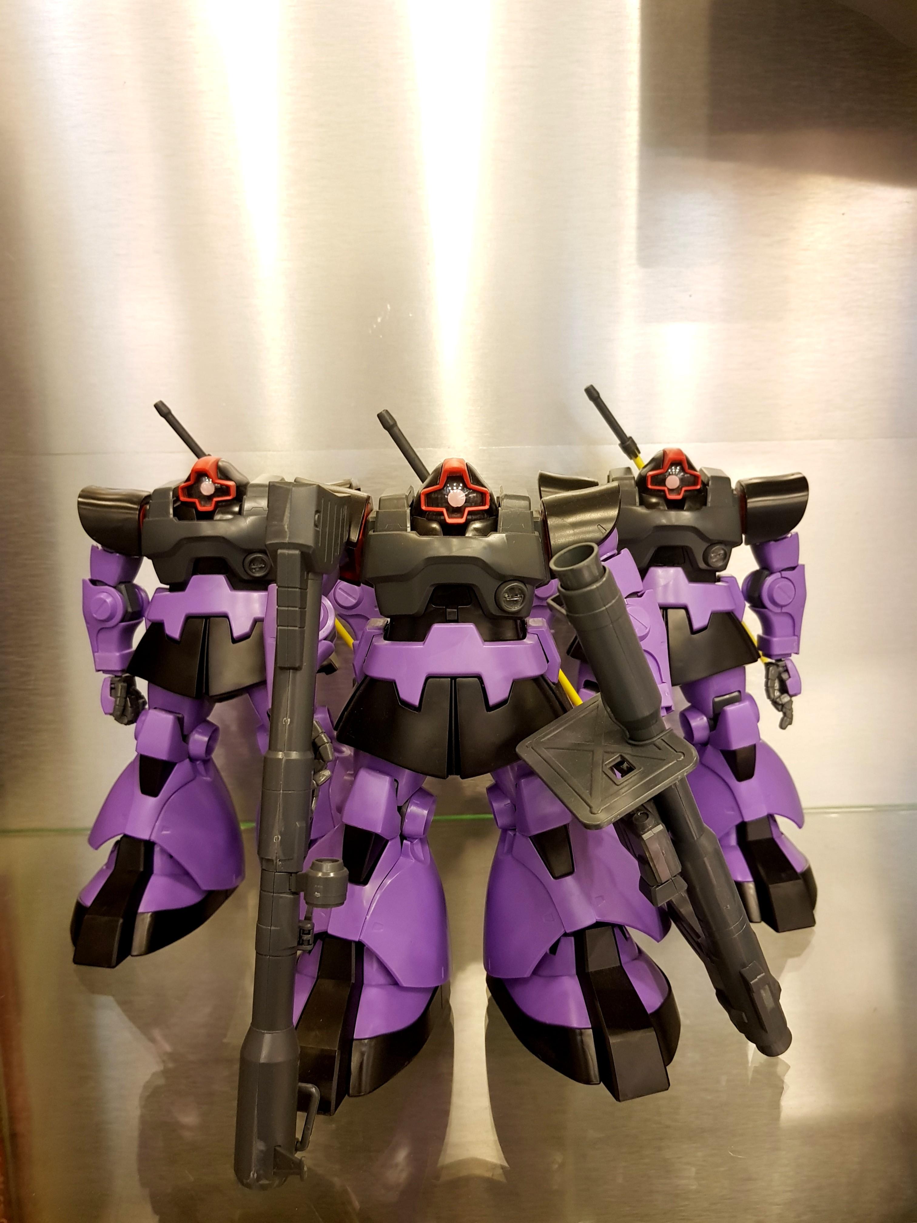 Gundam Mg Dom Reserved Toys Games Bricks Figurines On Bandai 1 144 Hgoo Gnt 0000 00 Qant Qanta Photo