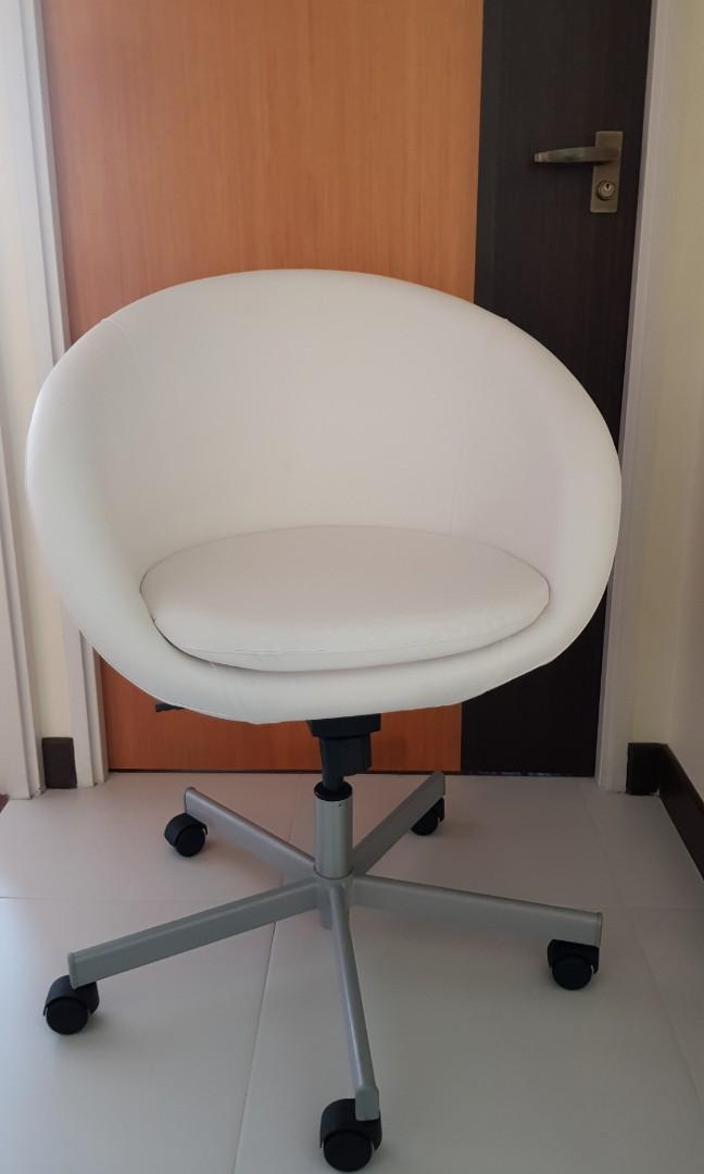 Ikea Skruvsta Swivel Chair Idhult