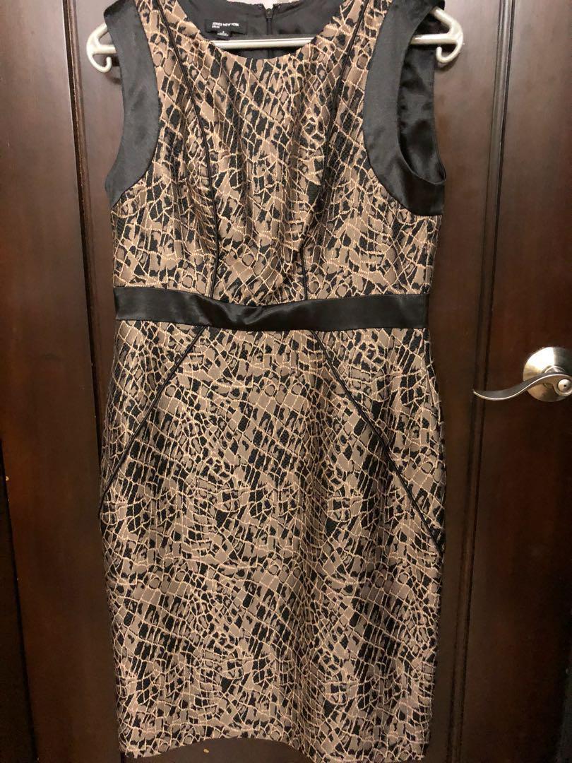 Jones New York Smart Casual Dress