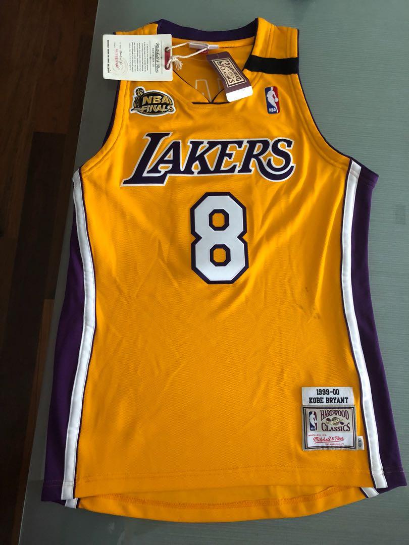 super popular c5afe 5cb42 Kobe Bryant Jersey Mitchell and Ness M&N rare! Size 40 ...