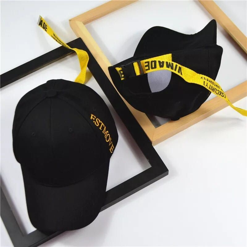 b8c71d9bfd1 Korean style long strap cap