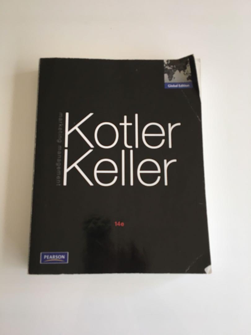 kotler theory
