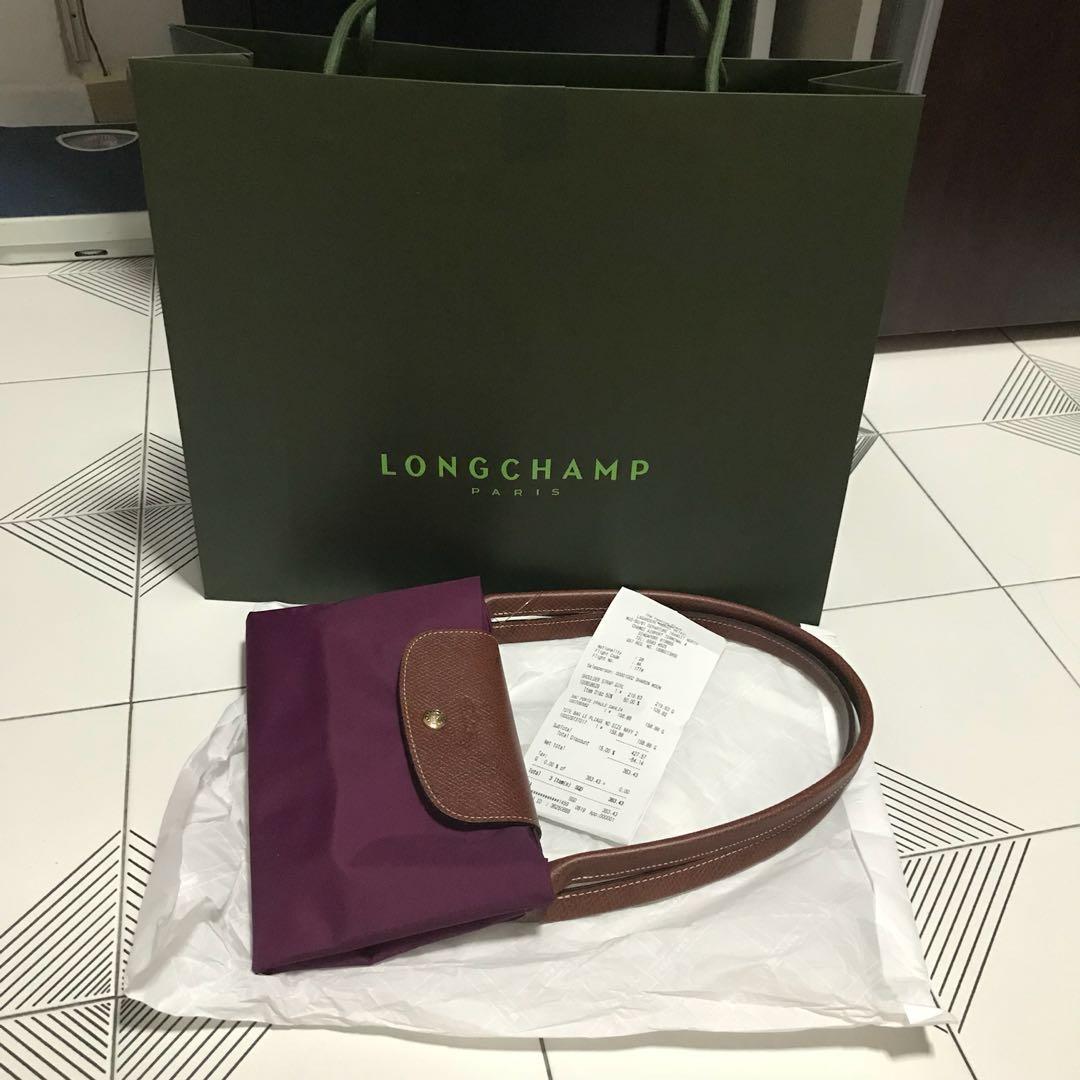 Longchamp Le Pliage Tote Bag L 81e31f0513959
