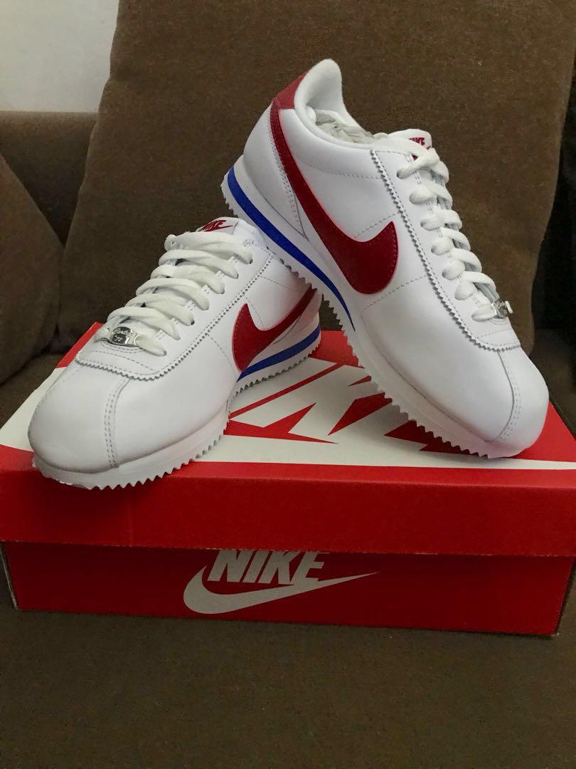 Nike Cortez Forrest Gump Size 7 Mens 6ea6fd4f8