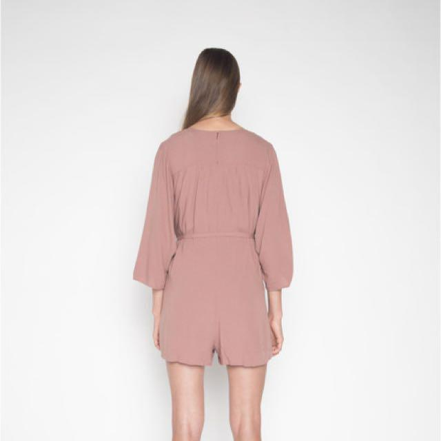 OAK+FORT ROMPER