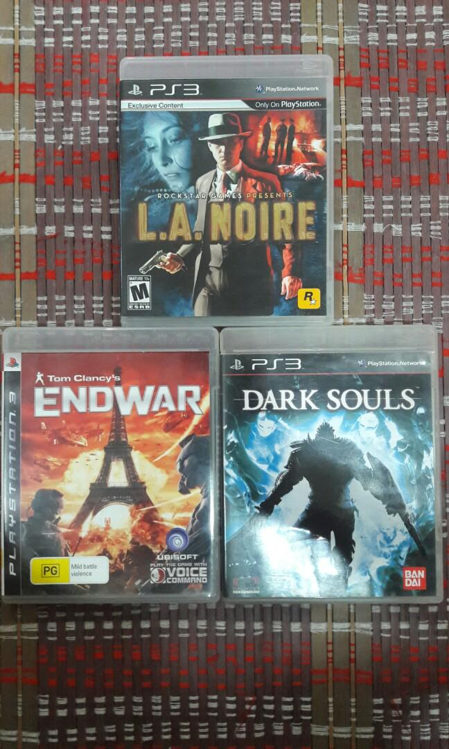 Ps3 games for swap
