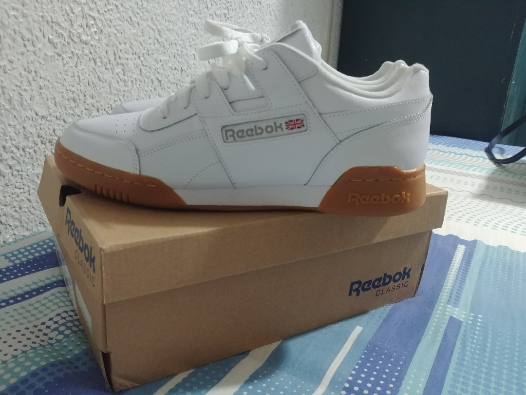 8cc7ac5e395 Reebok Workout Plus