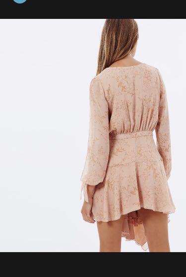 RRP $257 New Jetset Diaries Sierra Mini Dress