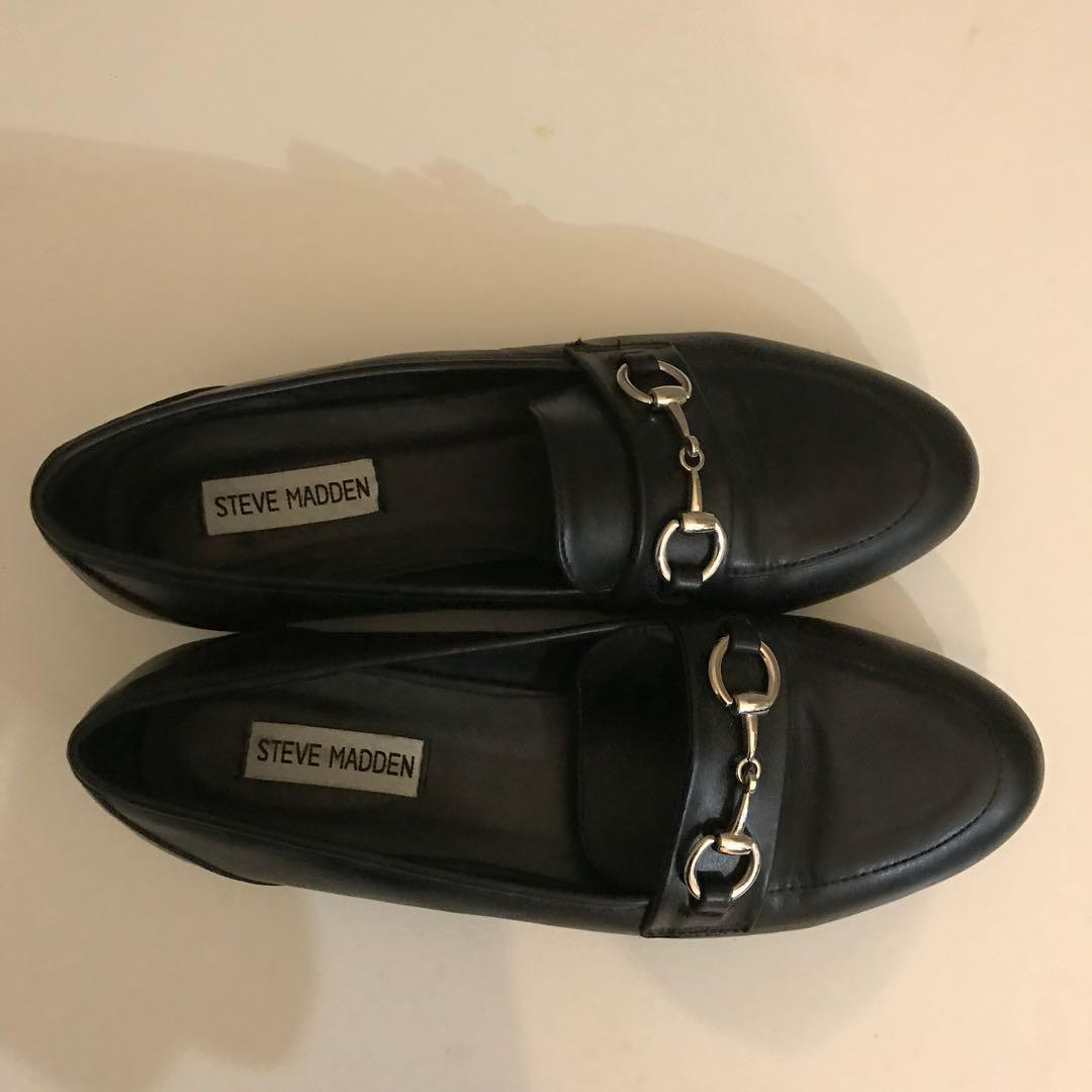 STEVE MADDEN LOAFERS // SIZE 39 = 8.5