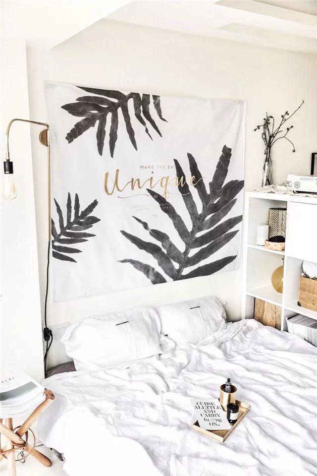 Tapestry Tumblr Tropical Wall Decoration Cloth Home Furniture Decor On Carousell