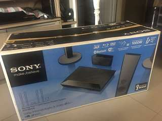 Brand New Sony BDV-E6100 Home Theater