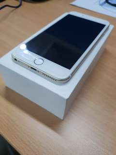 Iphone 6plus 128Gb (2nd hand)