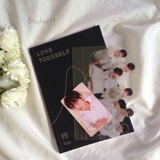 {WTS} BTS - Love Yourself Tear (U ver.) with V pc