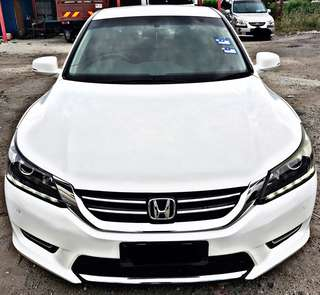 HONDA ACCORD i-VTEC 2.0 AUTO #July100