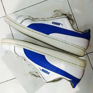 Puma White Shoes (Original)