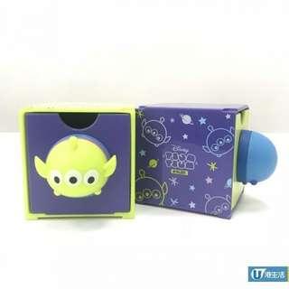 7- eleven 7 -11 × Disney 迪士尼Tsum Tsum 3D造型三眼仔組合擺設盒子公仔層層疊