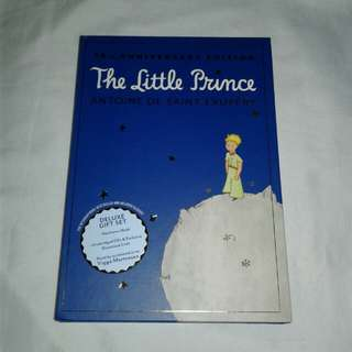 The Little Prince - 70th Anniversary Gift Set DELUX Edition Hardbound