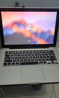 "Macbook pro 2011 13"" like new"
