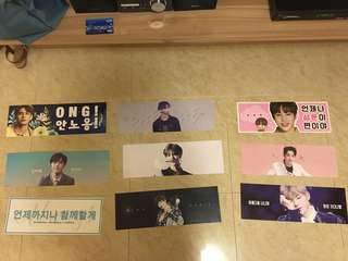 [WTT] Wanna One Fansupport (no longer accepting!)