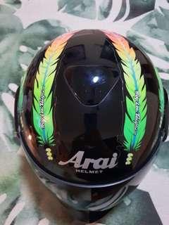 Arai OW helmet (full face)-100%authentic