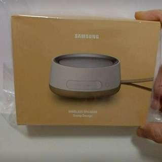 全新未開盒 SAMSUNG wireless speaker